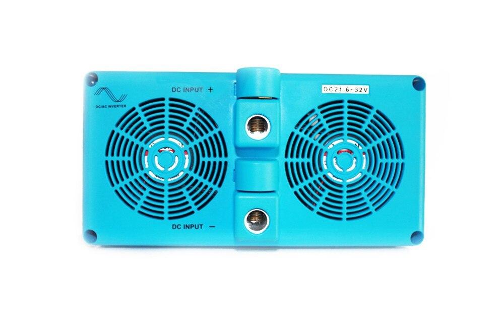 Image 4 - Free Shipping EPEVER Inverter,SHI3000 3000W invertor DC 24V/48V input to AC output 220V with EU/AU socket,pure sine waveInverters & Converters   -