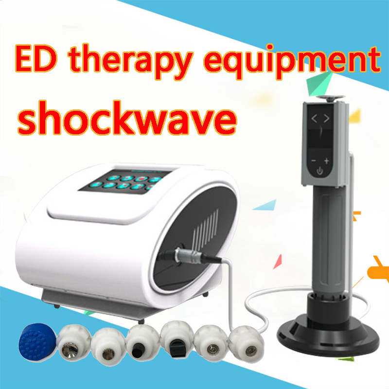 New Portable Aesthetic Relieve Joint Pain Shock Wave Equipment With Electronics Extracorporeal Radial Shock Wave Therapy