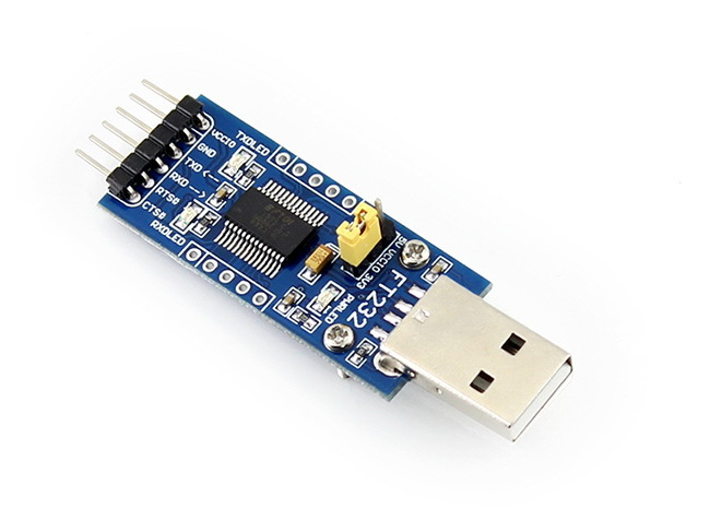 module FT232 USB UART Board (Type A) FT232RL USB To UART Serial TTL Convertor Module for Arduino Mini Port Free Shipping usr gprs232 7s3 direct factory serial uart ttl to gprs gsm module tcp and udp supported