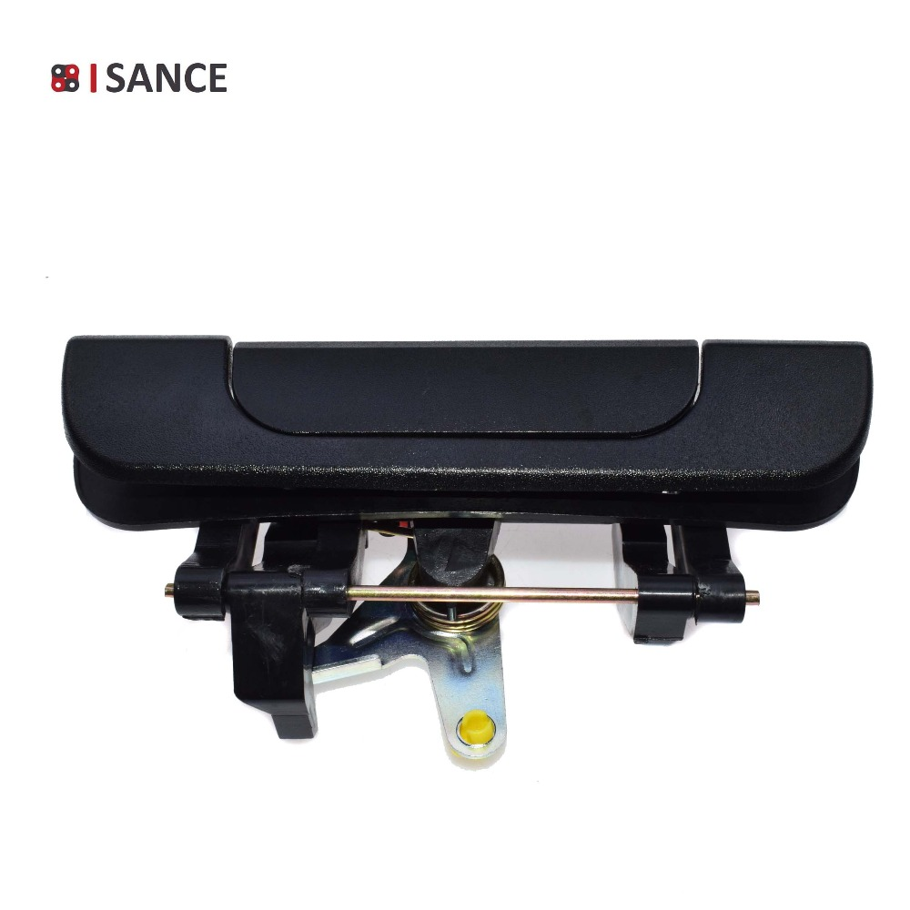 US $12 9 12% OFF|ISANCE Rear Back Latch Door Handle Liftgate Tailgate For  Toyota Tacoma Pickup Truck 1995 1996 1997 1998 1999 2000 2001 2002 2004-in