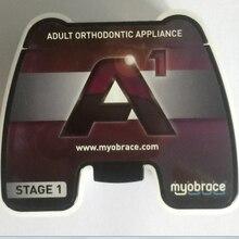 Myobrace Ортодонтическое, стоматологическое устройство A1