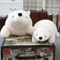 New Children Polar Bear Plush Toys Stuffed Kids Gift Soft Big Plush Doll 70cm