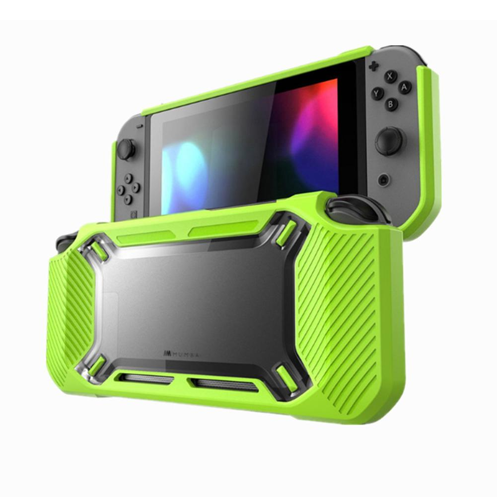 Precise Shockproof Rubber Protective Hard Case Cover for Switch Game Consoles Game Accessory