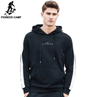 Pioneer Camp 2017 New Spring Hoodie Sweatshirt Men Brand Clothing Fashion Male Hoodies Top Quality Casual