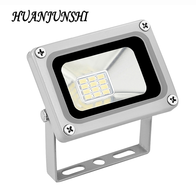 Mini Led Flood Light 10W Cold White Warm White IP65 Outdoor Floodlight Ultra Thin Led Bulb Spotlight DC12V Garden Light Exterior ultrathin led flood light 100w led floodlight ip65 waterproof ac85v 265v warm cold white led spotlight outdoor lighting