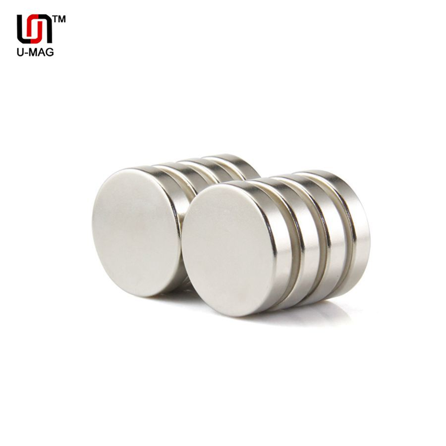 2pcs Magnets  N50 Rare dia. 30x5mm Earth Neodymium Magnet Super Strong 30*5 Disc 30mm Dia. x 5mm аксессуар защитное стекло highscreen fest xl pro luxcase 0 33mm 82179