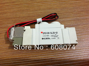 MADE IN CHINA Pneumatic Solenoid Valve SY3120-4LZD-M5 4GD-C4 4LD-C6 4LE-C4 4L-C4 4LZE-M5 4LZD-C4 4G-C4 4GD-M5 фото