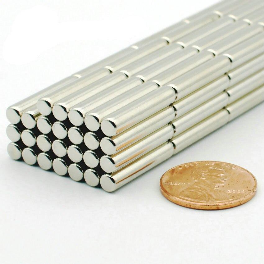 10pcs-100pcs 1X1mm Round Disc Magnets Rare Earth Neodymium Magnet N35