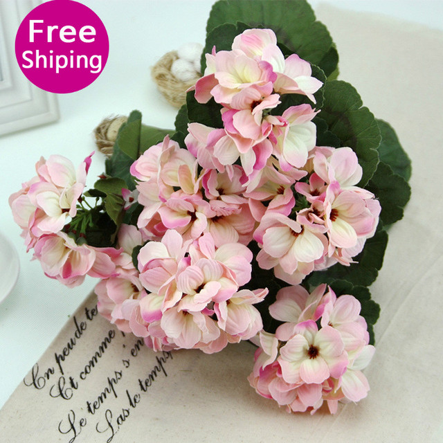 1pc multi color factory direct simulation silk begonia flower 1pc multi color factory direct simulation silk begonia flower wedding bouquet fillers home decoration crafts free mightylinksfo