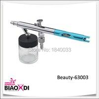 Groothandelsprijs Beauty-63003 Airbrush Pistool Voor Tijdelijke Body Schilderij Professionele Airbrush Tattoo Pen Kit Gratis Verzending