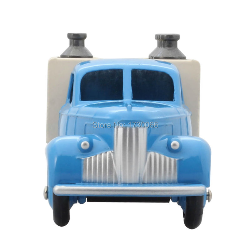 Купить с кэшбэком DINKY TOYS 1:43 Atlas Voitures Miniatures Collection 25O CAMION LAITIER Alloy Diecast Car model & Toys Model for Collection