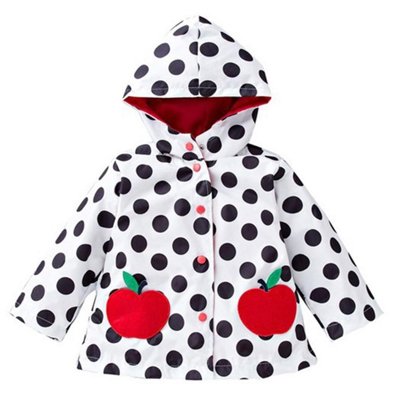 Girls Outerwear Rainwear/Rainsuit Girls Jackets Raincoat Fashion Waterproof Jackets Rain Coat Boys Sports Coat Windbreaker