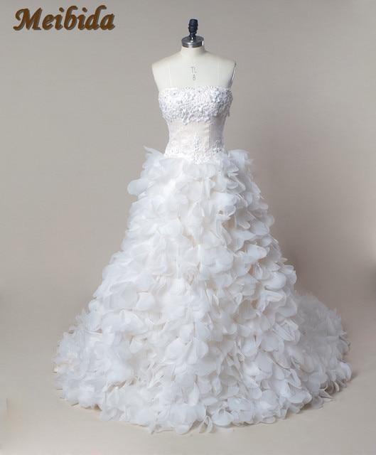 Vestido de Novia Vintage Ballkleid Brautkleider 2017 Arabisch Weg ...