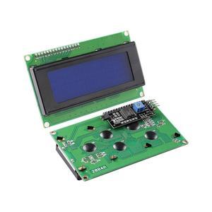 Image 4 - SunFounder IIC/I2C/TWI المسلسل 2004/20x4 وحدة LCD درع لاردوينو Uno/Mega2560 الإلكترونية لتقوم بها بنفسك