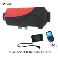 Alta qualidade 12 v 5000 w lcd monitor de ar diesels aquecedor combustível para barcos ônibus carro com controle remoto aquecedor estacionamento|Peças p/ aparelho de cuidados pessoais| |  -