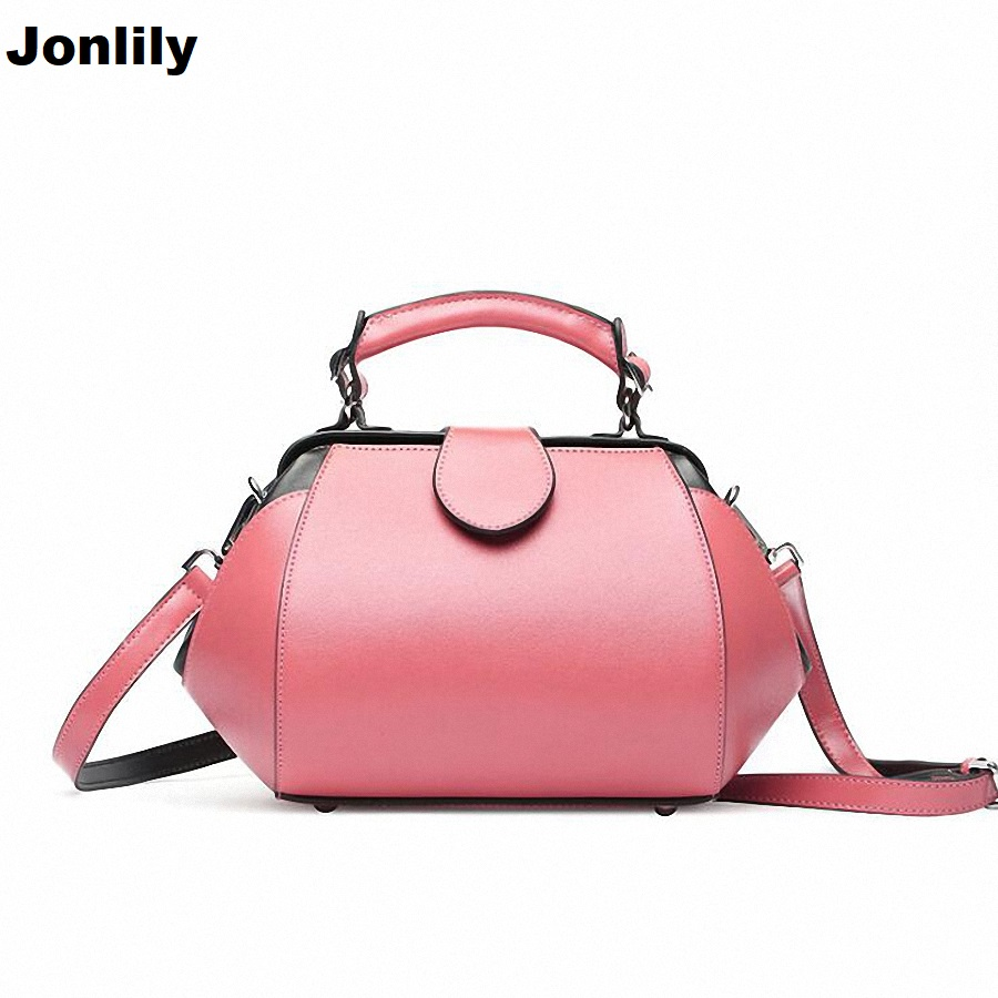 Vintage Women Small Bags Genuine Leather Women Crossbody Bag Famous Brand Ladies Messenger Shoulder Bag Clutch Purse SLI-419 100 240v rechargeable portable oral irrigator dental floss care implement pressurre water flosser irrigation hygiene