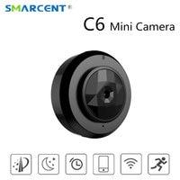 C6 Wireless Wifi IP Control Mini Camera 720P HD Video Recording Micro Camera Camcorder Support Motion