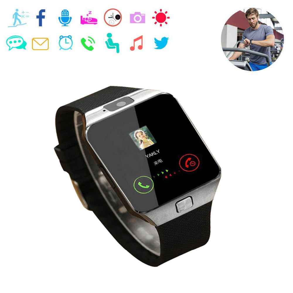 Bluetooth DZ09 Smart Watch Relogio Android Smartwatch Phone Call SIM TF Camera for IOS iPhone Samsung HUAWEI VS Y1 Q18 умные часы smart watch y1