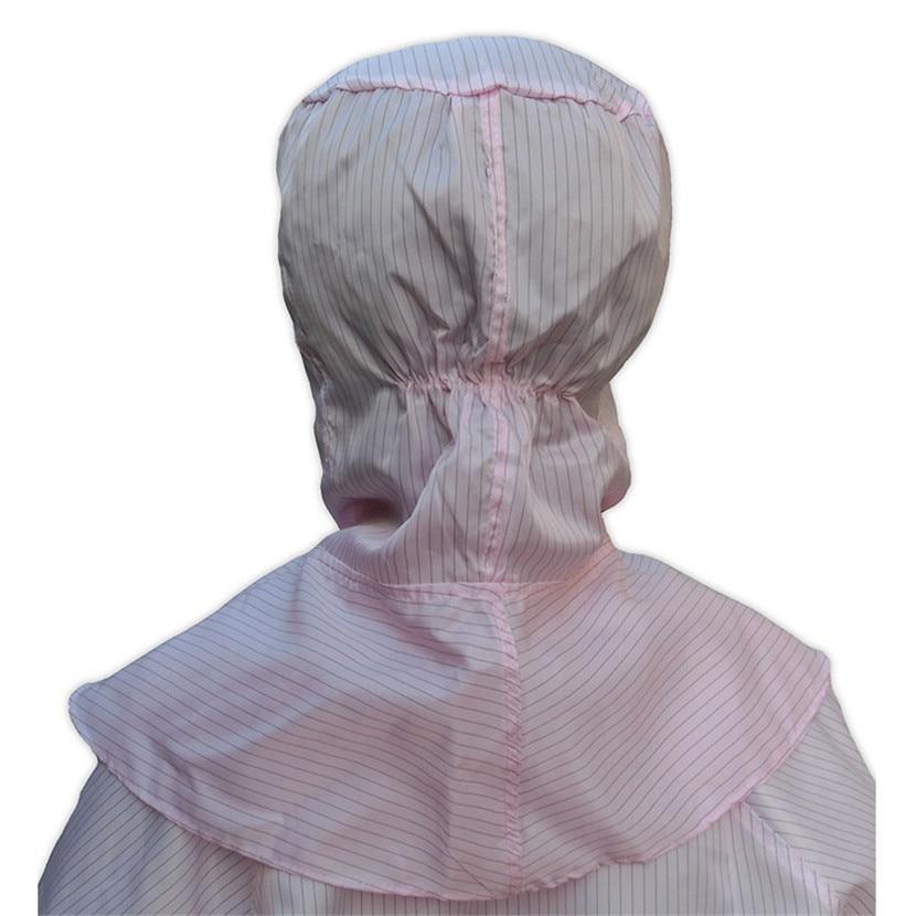 Anti estática proteção poeira tampa da cabeça pintura eletrônica - Segurança e proteção - Foto 5