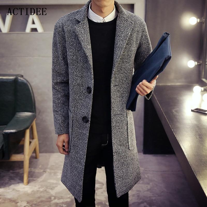 Online Get Cheap Men's Long Winter Coats -Aliexpress.com ...