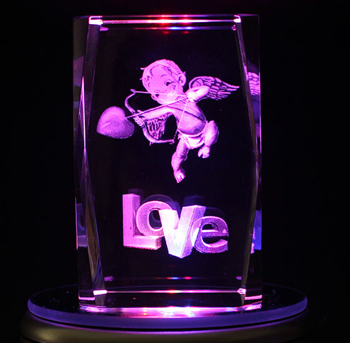 2019 Christmas festival BEST Romantic present -love ANGEL Cupid 3D  Crystal Image Decoration-limited edition FREE SHIPPING COST2019 Christmas festival BEST Romantic present -love ANGEL Cupid 3D  Crystal Image Decoration-limited edition FREE SHIPPING COST