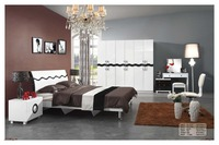 2016 Promotion Coiffeuse Table De Maquillage Bedroom Set Wooden Bed, Furniture,hot Sell Bed Of Double Bed,night Stand Dresser