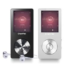 NUEVA Aleación CHENFEC M22 con Altavoz Reproductor de MP3 Deportes de Alta calidad Reproductor de Música Soporta 128 GB Tarjeta de Memoria de 8 GB con FM Radio