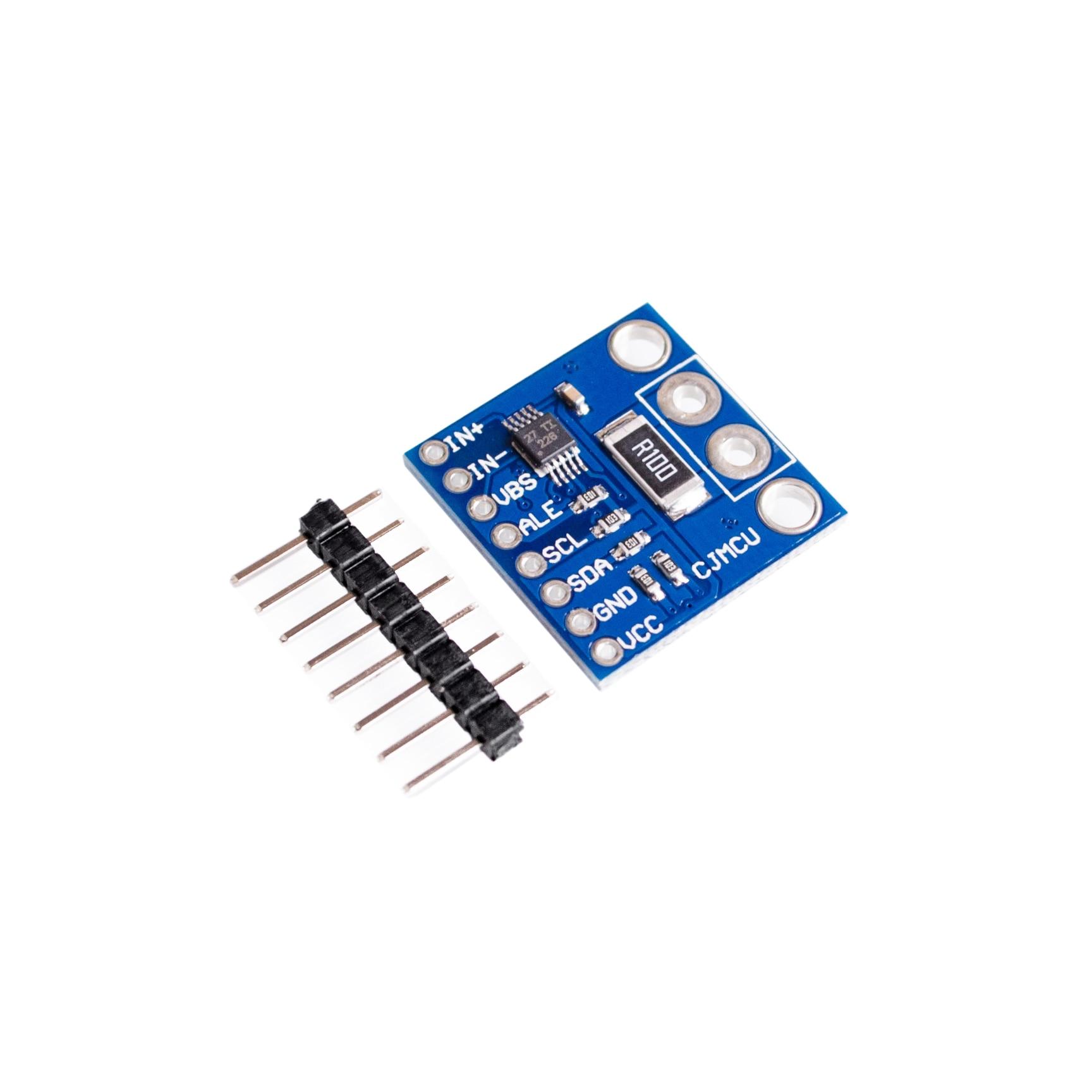 226 INA226 IIC Interface Bi-directional Current/power Monitoring Sensor Module