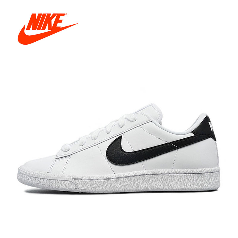 Intersport Original New Arrival Authentic Nike Tennis Classic Women's Hard-Wearing Skateboarding Shoes Sports Sneakers сумка printio love me tender
