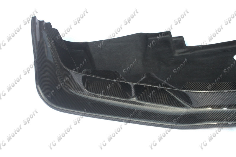 1999-2002 Nissan Skyline R34 GTR Auto-Select Front Diffuser Lip with Undertray CF (5)