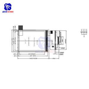 Image 3 - 2.4 inch 240320 SPI Serial TFT LCD Screen Module ILI9341 240x320 TFT Color Screen for Arduino UNO R3