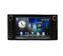 Free Shipping 6.2″ Full HD Touch screen Car DVD GPS Navigation for Toyota Etios 2013 2014 RDS Radio AM FM USB SD Free map Ipod