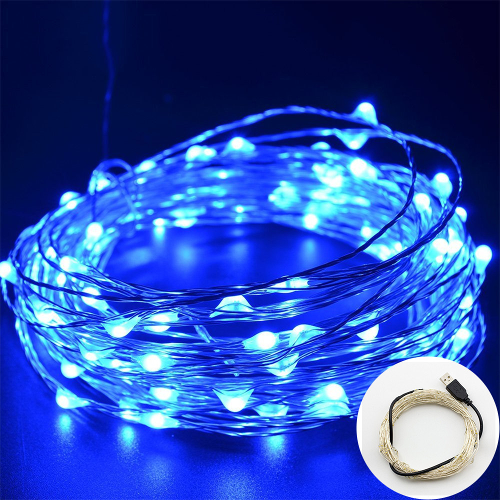Aliexpress Com Buy Kmashi 5v Usb String Lights Led