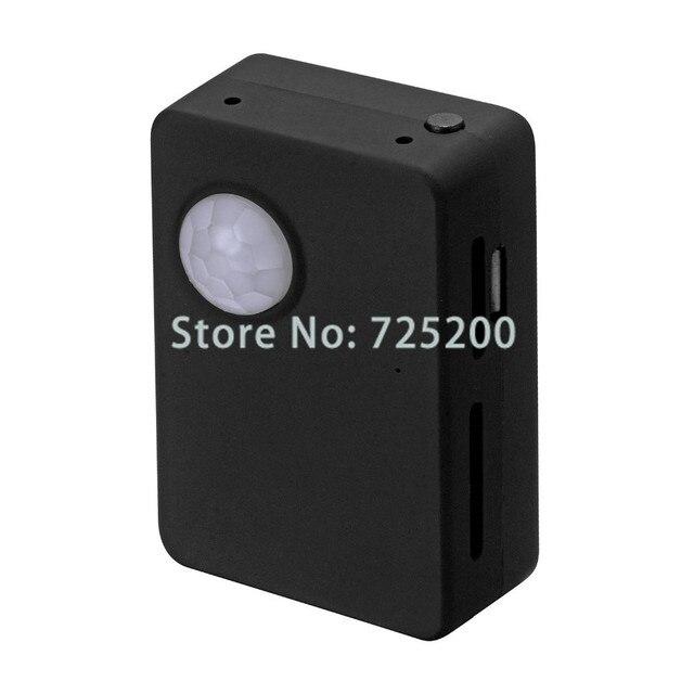 Portable Wireless PIR Infrared Sensor Simple Hidden Alarm System A10 GSM Motion  Detector Anti Theft