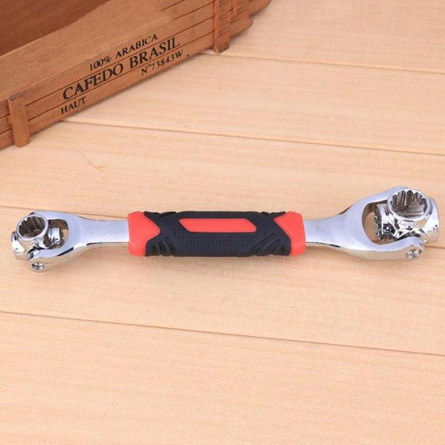 48 in 1 Tiger Wrench with Spline Bolts 360 Degree 6-Point
