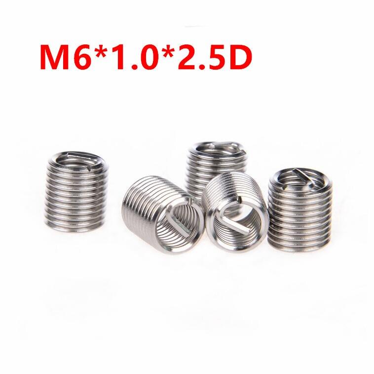 M6 /× 20pz Acciaio Inossidabile SS304 Filettatura Metrica Filettatura Esagonale Dado Flangia M3-M12