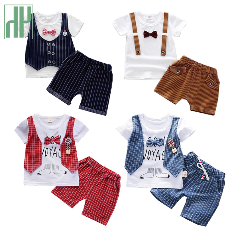 Youngsters garments boys Summer season Kids Ladies Cotton Garments T-Shirt Shorts 2pcs/Units Toddler Trend Clothes Units Child Tracksuits Clothes Units, Low cost Clothes Units, Youngsters garments boys Summer season...