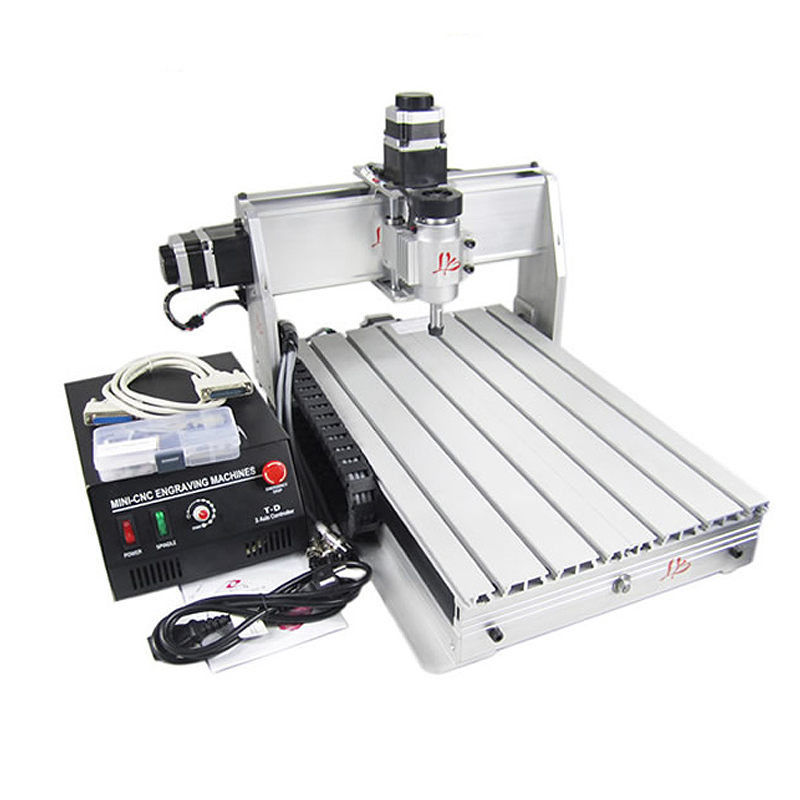 Cheap for all in-house products 3040 cnc milling machine in