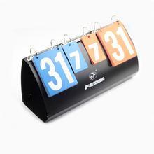 4 digit Score boards Voplleyball Portable folding Basketball football scoreboard handball table tennis Sports score board
