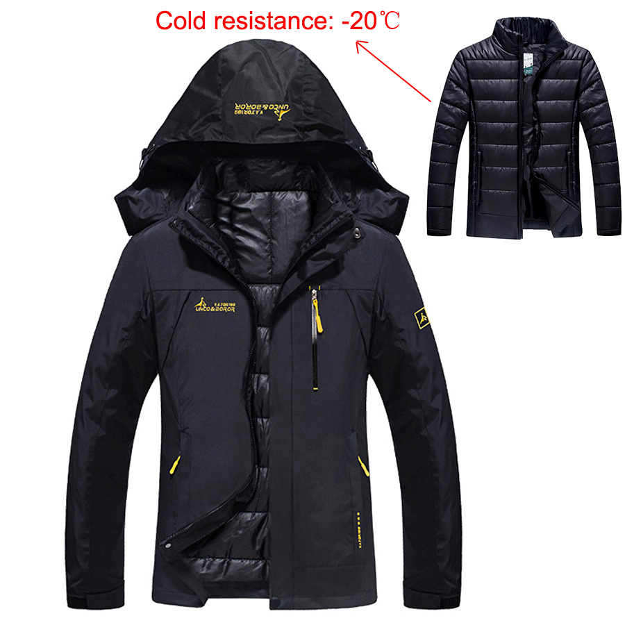 Ice Winter Fishing Clothes Men Women Waterproofs Jacket Fly Clothing Suit Windproof Warm Vest Outdoor Sport