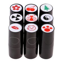 Bright Golf Ball Stamp Stampers Markers Quick-Dry Long Lasting and Colorfast for Club Accessories