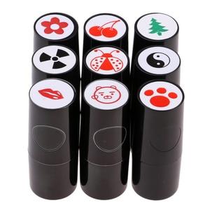 Image 1 - Helle Golf Ball Stempel Stamper Marker Quick Dry Lange Anhaltende und Helle Farbecht für Golf Club Zubehör