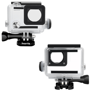 Image 5 - 移動プロヒーロー 4/3 +/3 アクションカメラアクセサリー充電防水ケースフレーム水中充電器シェル収納ボックス
