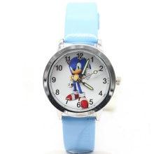 Милые кварцевые наручные часы с 3d-рисунком для детей, девочек и мальчиков, студентов, очень популярные часы