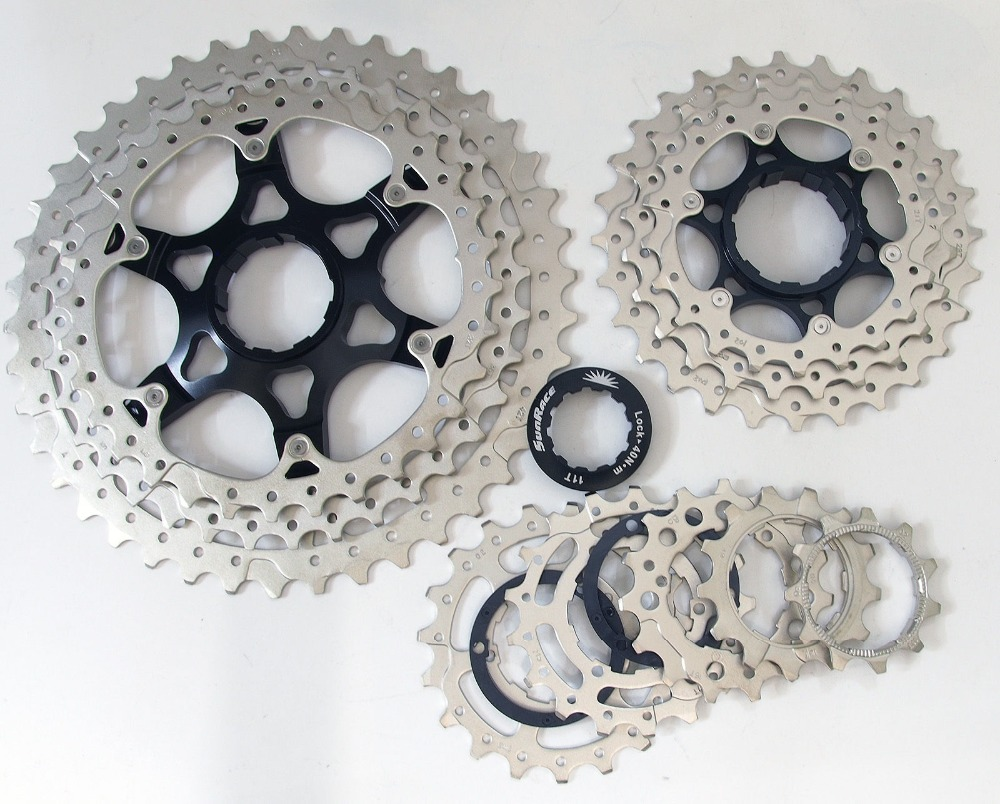Цена за Sunrace 11 скорость csms8 csmx8 11 40 т 11 42 т 11 46 т широкий соотношение велосипед велосипед mtb горный велосипед кассета