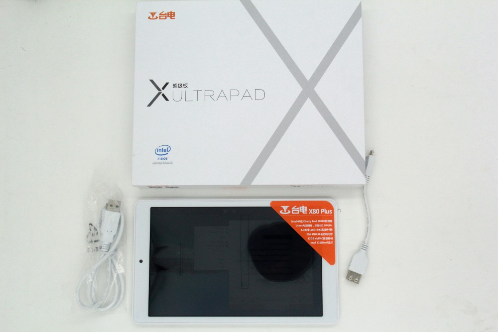 Newest Original 8inch Teclast X80puls win10 Tablet PC Z8300 Quad Core up to 1 83ghz 1280X800