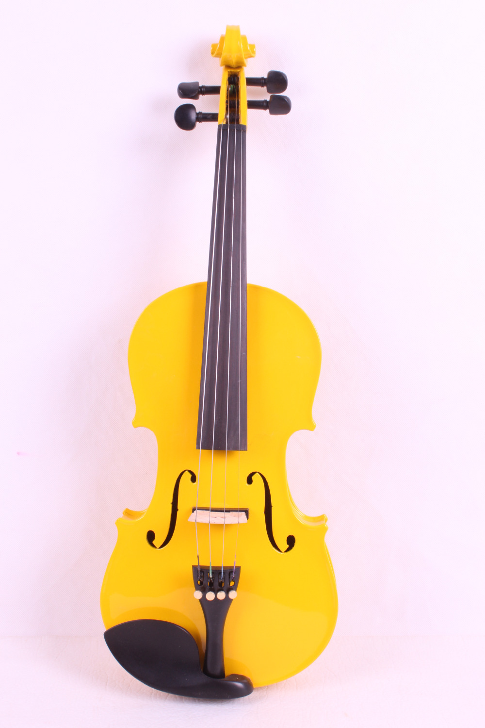 4/4 PINK 4 string Electric Acoustic Violin Solid Wood Nice Sound red  color BLACK  WHITE  BLUE   1-11# brand new handmade colorful electric acoustic violin violino 4 4 violin bow case perfect sound