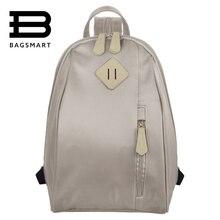 BAGSMART 2017 Водонепроницаемый женский рюкзак 3157 печать рюкзак милые рюкзаки для девочек нейлон леди школьные сумки для девочек-подростков