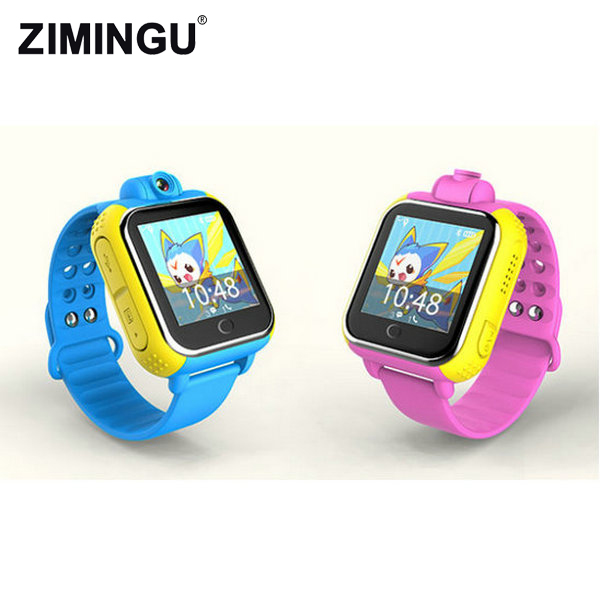 ZIMINGU 2017 Advanced V83 GPS Smart Watch Children Kid Wristwatch GSM GPRS GPS Locator Tracker Anti