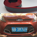 Universal Exterior Front Bumper Lip side skirt Kit For ford fiesta focus 2 ecosport kuga